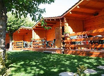 Camping Joan Bungalow Park