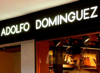 Adolfo dom nguez infocambrils toda la informaci n for Adolfo dominguez plaza americas xalapa